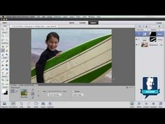 ▶ Color Change with Smart Brush in Photoshop Elements - YouTube
