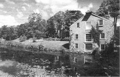 The General Store of Waterloo Village on the Morris Canal in New Jersey. #historical #NJ