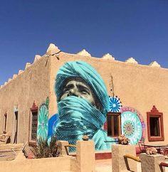 by Andrew Hem + El Mac in Morocco, 6/16 (LP)