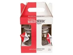 The Original REDNEK Sippers by Carson 16oz Set of 2 #package