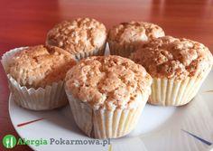 Babeczki jaglano–owsiane (bez glutenu, mleka, jajek) Muffin, Baking, Breakfast, Food, Cuba, Bread Making, Breakfast Cafe, Meal, Bakken