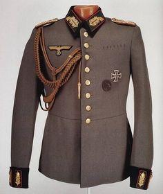 The German military uniform