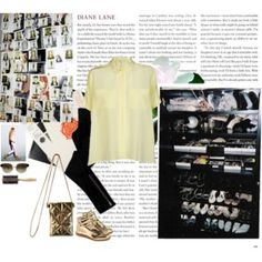 A fashion look from September 2015 featuring america shirts, LnA and Maison Margiela. Browse and shop related looks. Diane Lane, Gareth Pugh, Streetwear Brands, Diane Von Furstenberg, Luxury Fashion, Fashion Looks, Polyvore, Paul Smith, Stella Mccartney