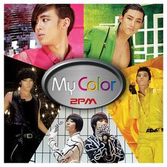 2PM - My Color  #2pm