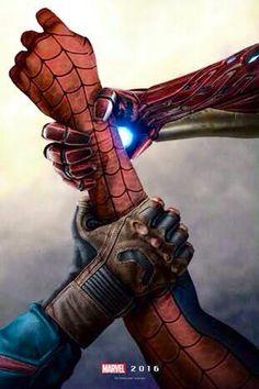 Spiderman cıvıl war
