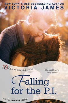 "Cat's Reviews: ""Falling for the PI"" (Victoria James)  ★★★★  with ..."