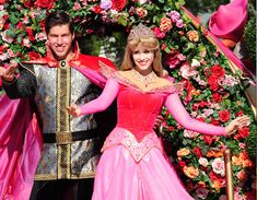Phillip and Aurora from Sleeping Beauty