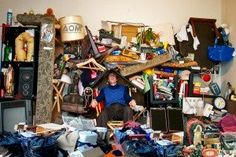 It's time for a hoarding cleanup!