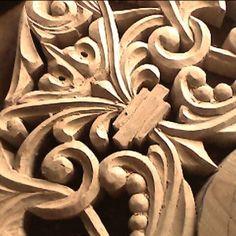 Cookie Cutters, Stuffed Mushrooms, Carving, Vegetables, Food, Stuff Mushrooms, Wood Carvings, Essen, Sculptures
