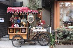 カーゴバイク 移動販売 - Google 検索