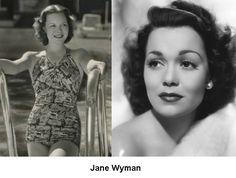 Jane Wyman - Kibbe verified Dramatic Classic