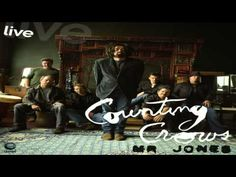 Great acoustic version...▶ Counting Crows - Mr Jones (LIve Unplugged) - YouTube