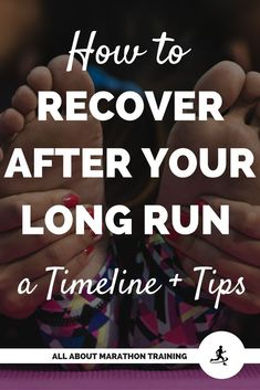 Long Distance Running Recovery Plan: An Actionable Timeline!