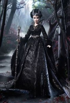 Queen of the Dark Forest™ Barbie® Doll | The Barbie Collection