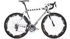 @Festka Zero Carbon. Custom carbon lugged frame. Amazing design! #art www.nipon-scope.com