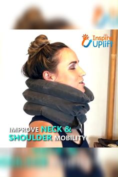 The Expandable Pain-Relief Neck Pillow Collar helps aches and pains by increasing blood circulation to all structures of the cervical spine and oxygenating muscles, nerves and tendons. Cervical Cancer Stages, Cervical Cancer Ribbon, Cervical Pain, Leg Pain, Back Pain, Cancer Prevention Diet, Neck Pillow, Human Body, Shopping