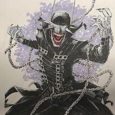 17 отметок «Нравится», 0 комментариев — GothamCity -Batman Argentina- (@gothamcity_batmanarg) в Instagram: «#TheBatmanWhoLaughs Arte de @orionotaking #LongLiveTheBat @gothamcity_batmanarg» Batman Metal, Batman Poster, Superhero Villains, Marvel, Dark Night, Dc Universe, Tv, Gotham, Wonders Of The World
