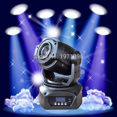 253.00$  Buy now - http://ali0p8.worldwells.pw/go.php?t=32581561759 - HOTTEST! 90w America dj led moving head spot lights disco nightculb bulb show Professional Stage & DJ 253.00$