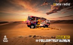#dakar #rally #firemendakarteam #teleradio #dakar2021 #sport #truck #dakarrally Sport Truck, Rally, Monster Trucks, Fire, Vehicles, Men, Cars, Vehicle