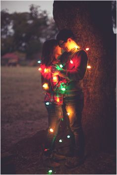 Christmas Card Idea <3