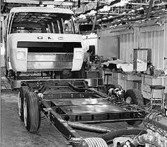 """gmc motorhome production"" Gmc Motors, Classic Gmc, Gmc Motorhome, Camper Van, Arsenal, Cars And Motorcycles, Recreational Vehicles, Rv, Vans"
