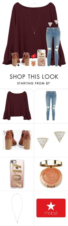 """Announcing the Winners of my Chris Contest Soon!! + RTD"" by kari-luvs-u-2 ❤ liked on Polyvore featuring MANGO, Frame, Boohoo, Adina Reyter, Casetify, Milani and Pearls Before Swine"