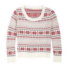 #Snowflake #Sweater