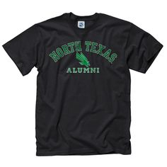 University of North Texas Mean Green Short Sleeve Tee - New Agenda by Perrin