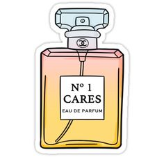 """""""No. 1 Cares"""" Stickers by shebandit 