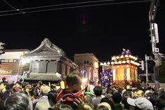 The Kawagoe Festival is Koedo-Kawagoe