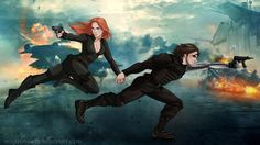 Fight Together by Milady666 on DeviantArt