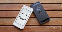 The 8-Bit Bumper iPhone 5 Case For Minecraft Fans