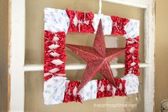 fourth of july craft @Jalyn {iheartnaptime.net}