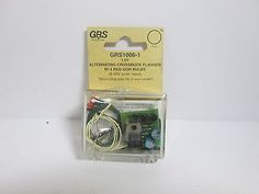 Lamps and Lights 80984: Grs 1006-1 Micro Liting Special Effects Lighting Alternating Crossbuck Flashers -> BUY IT NOW ONLY: $30.99 on eBay!