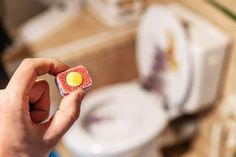 Tableta domyčky umívyčistit troubu ivybělit záchod - Proženy