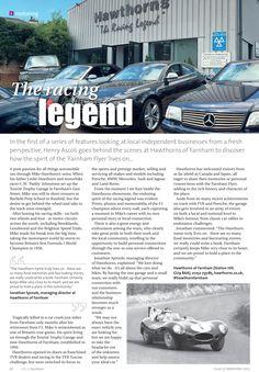"The racing legend ~ How the spirit of the ""Farnham Flyer"" lives on... #locallife #Farnham #Surrey #motorsport #legend #inspiration"