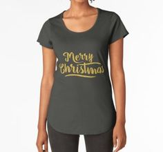 'christmas new year lettering design' Women's Premium T-Shirt by Chris olivier Carpe Diem, Be Your Own Hero, Childhood Cancer Awareness, Fandoms, Choose Life, Self Love Quotes, Long Hoodie, Lettering Design, Laptop Sleeves