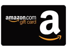 Amazon Gift Card.... So I can buy books without having to explain why I need more books to Wayne ;)