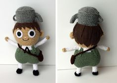 Greg Amigurumi - Over the Garden Wall by bandotaku on DeviantArt