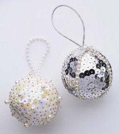 ARTE-NAVIDAD: esferas de navidad.