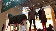 Sneak peak of the Horseware Ireland stand at SPOGA fair in Cologne Germany