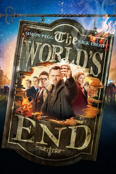 The World's End  Full Movie. Click Image To Watch The World's End 2013