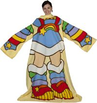 Rainbow Brite Snuggler- SOMEBODY!!!! better get me this for xmas!!!!! i am SO SERIOUS!