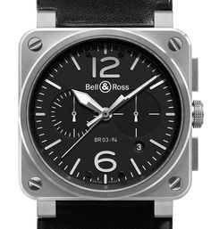 WEGELIN Bijoutier à Grenoble » BELL&ROSS BR 03-94 STEEL