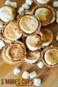 These Smores Cups Are The Perfect Recipe To Bring A Summer Picnic Tasty And Simple Put Together