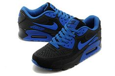 Nike Air Max 90 New Men's shoes Black Blue : Authentic Nike Shoes For Sale, Buy Womens Nike Running Shoes 2014 Big Discount Off Nike Shoes For Sale, Running Shoes For Men, Black Shoes, Men's Shoes, Shoes Sport, Sports Shoes, Boys Shoes, Shoe Boots, Air Max 90 Black