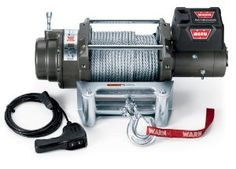 WARN 17801 M12000 12000-lb Winch by Warn. Save 36 Off!. $1299.00. From the Manufacturer                The Self-Recovery Winch from Warn Industry comes to the rescue when someone's stuck in the ditch, spinning in snow, or bogged down in mud. This heavy-duty winch features a monstrous pulling capacity of 12,000 pounds. A low-profile design means this winch can be mounted just about anywhere on your rig without it jumping out and snagging your favorite pair of pants. Its 4.6 hp...