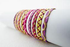 Fancy Bracelets! #DIY #Bracelet