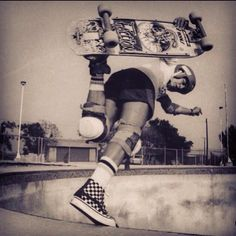 Steve Caballero - backside boneless
