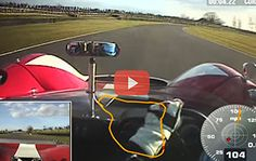 73MM ONBOARD - THE FASTEST RECORDED LAP AT GOODWOOD Gt Cars, Lewis Hamilton, Hot Rods, Vehicles, Car, Vehicle, Tools